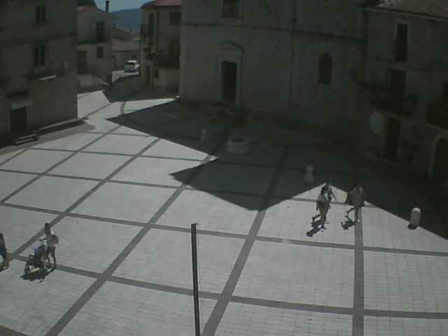 Webcam Pizzoferrato - Gamberale