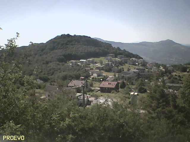 Webcam Vista Panoramica Provincia di Chieti Pizzoferrato